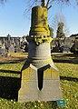Cambrai - Cimetière de la Porte Notre-Dame, sépulture remarquable n° 41, Monument Durieux, mémorial (01).JPG