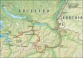 Campagna Suvorov svizzera - da Muotathal a Feldkirch.png