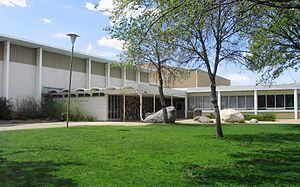 Campbell Collegiate - Image: Campbell Collegiate 09