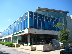 Canadian Memorial Chiropractic College - Image: Canadian Memorial Chiropractic College