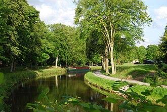 Rennes Métropole - Image: Canal d'Ille et Rance à Chevaigné