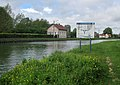 Canal de Saint-Quentin, east of the bifurcation to the Somme canal - panoramio.jpg