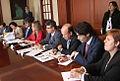 Canciller Patiño recibe a Ministra de Asuntos Exteriores y de Cooperación del Reino de España, Trinidad Jiménez (5165133200).jpg