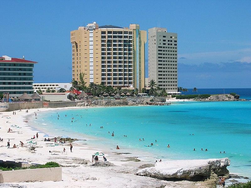 Vé máy bay giá rẻ đi Cancun Mexico