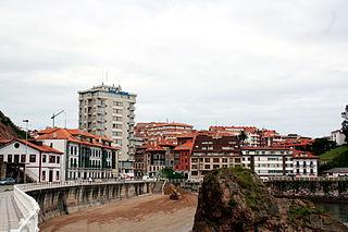Carreño Municipality in Asturias, Spain