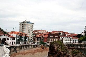 Carreño - View over Candás