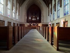 Henry Mansfield Cannon Memorial Chapel - Image: Cannon Memorial Chapel 02