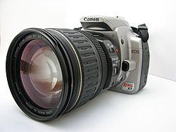 Canon EOS 350D - Wikipedia