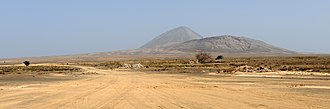 Terra Boa, Cape Verde - The surrounding area of Terra Boa.