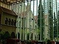 Capela de Santa Catarina vista do Hall do Hospital homônimo, Av. Paulista, São Paulo, SP, Brasil - panoramio.jpg