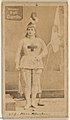 Card 852, Alice Atherton, from the Actors and Actresses series (N45, Type 2) for Virginia Brights Cigarettes MET DP830926.jpg