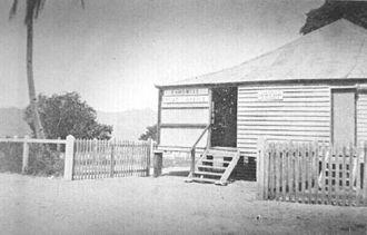 Cardwell Bush Telegraph - Cardwell Post Office c.1930