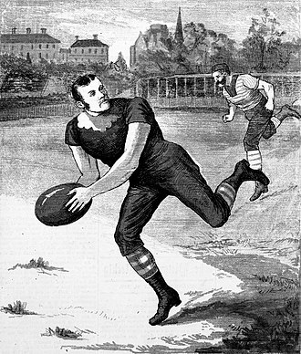 Carlton Football Club - George Coulthard, an early champion Carlton footballer