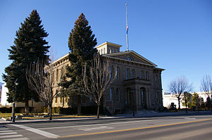 Carson City Mint - Image: Carsoncitymint