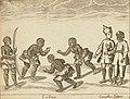 Carta Hydrographica y Chorographica de la Yslas Filipinas MANILA, 1734 - Detail, Cafres.jpg