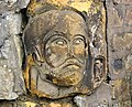 Carved head of a soldier, Glengarnock, North Ayrshire.jpg