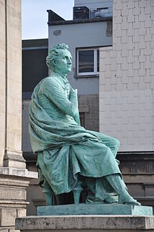 Description de l'image  Casimir Delavigne Statue Le Havre.JPG.