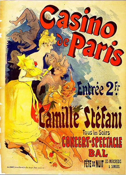 File:Casino de Paris poster - Jules Chéret.jpg
