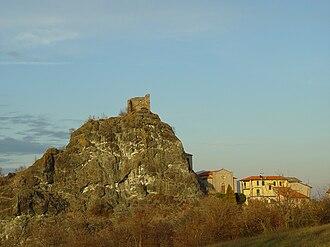 Pietramogolana - Image: Castello di Pietramogolana