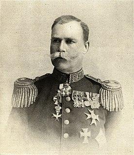 Casten Warberg Swedish Army lieutenant general