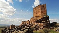 Castillo de Zafra - Exterior.JPG