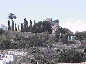 Alcalá de los Gazules - Image: Castillo de alcalá de los gazules
