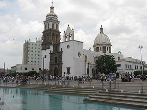 Irapuato - Catedral de Nuestra Señora de la Soledad