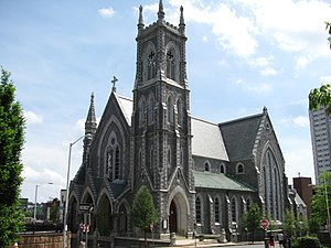 Roman Catholic Diocese of Worcester - Cathedral of St. Paul