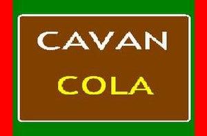 Cavan Cola - Image: Cavan cola 2