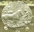 CdM, pisanello, medaglia di leonello d'este 1444 verso.JPG