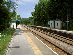 Cefn-y-Bedd railway station in 2008.jpg