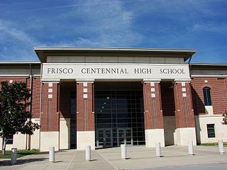 Centennial High School (Frisco, Texas) Public school in Frisco, Texas, United States