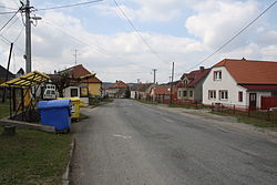 Center of Ostašov, Třebíč District.jpg