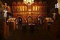 Cerkov svätého Michala archanjela - vnútro, Topoľa, okres Snina.jpg