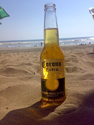 Corona (beer) - Corona bottle