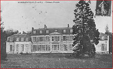 Das Château d'Acosta, Île-de-France (Quelle: Wikimedia)