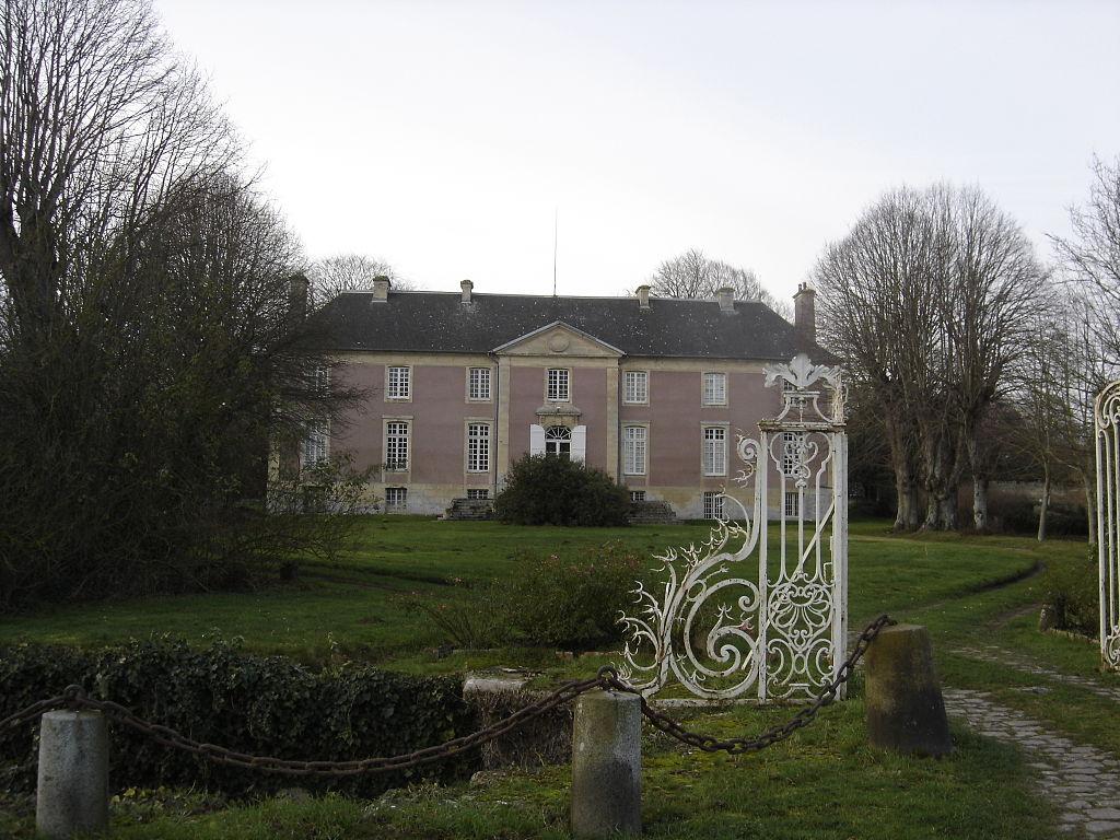 Le château de Mathieu.