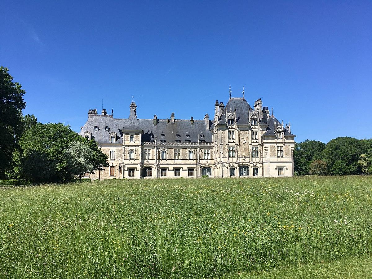 Ch teau de menetou salon wikip dia - Chateau de menetou salon visites ...