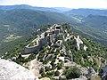 Château de Peyrepertuse, Duilhac-sous-Peyrepertuse.JPG