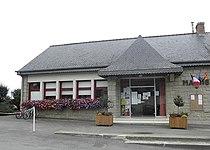 Châtillon-en-Vendelais (35) Mairie.jpg