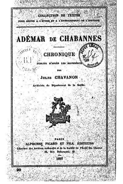 File:Chabannes - Chavanon - Chronique.djvu