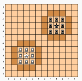 Chad (chess variant) chess variant