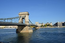 Chain Bridge (Budapest) - Kettingbrug.jpg