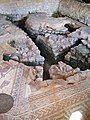 Channel hypocaust, Chedworth Roman Villa - geograph.org.uk - 154271.jpg