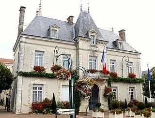 Chantonnay Commune in Pays de la Loire, France