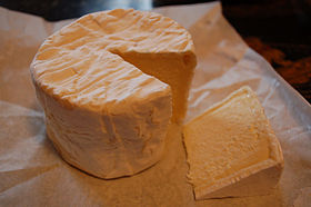 Image illustrative de l'article Chaource (fromage)