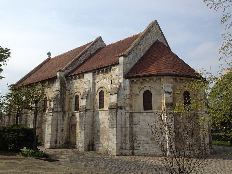 Chapelle Saint-Julien de Petit-Quevilly.