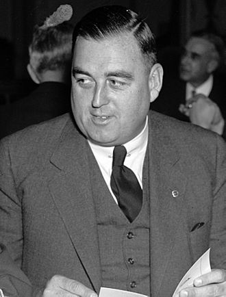 Charles F. Hurley - Hurley in 1937