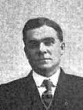 Charles A. Callis - Image: Charles A. Callis