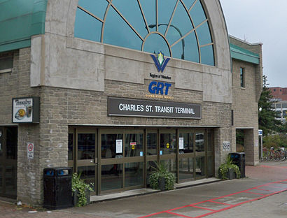 How to get to Charles Street Transit Terminal with public transit - About the place